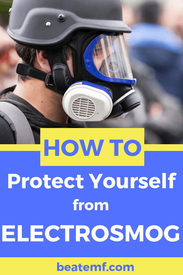 how to protect against electrosmog