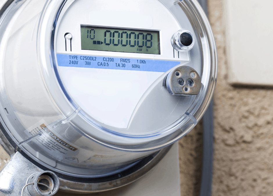 Protect smart meters with a shield or cover